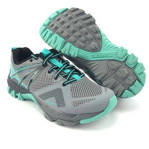 Merrell Womens MQM Flex Hiking Shoes Size 6